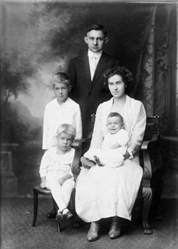 herman dreifort and family